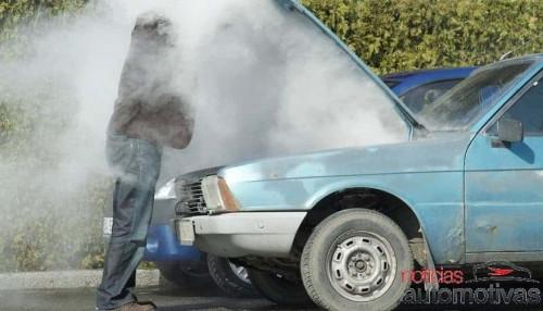 Você sabe o que acontece quando falta água no radiador?